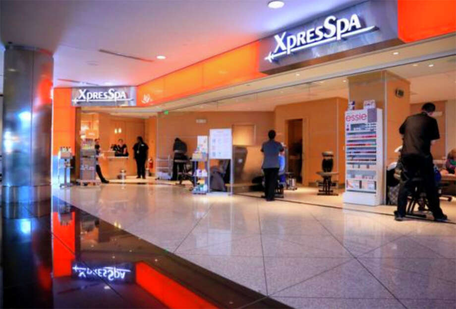 XpresSpa has dozens of airport locations that can convert space into XpresCheck COVID testing centers. Photo: XpresSpa