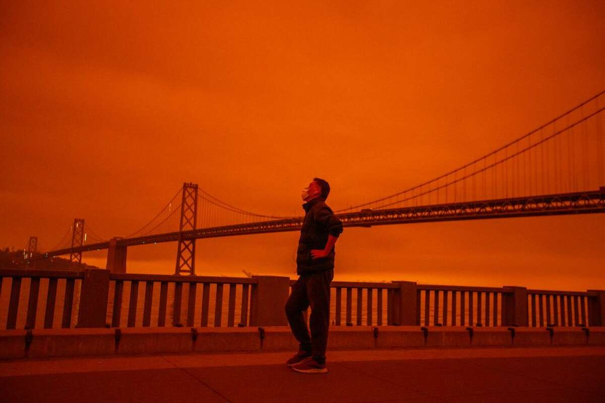 Surreal Images of the West Coast Wildfires: Wildfires are raging through the West Coast, scorching millions of acres throughout California, Oregon and Washington. These eerie images show the damage.