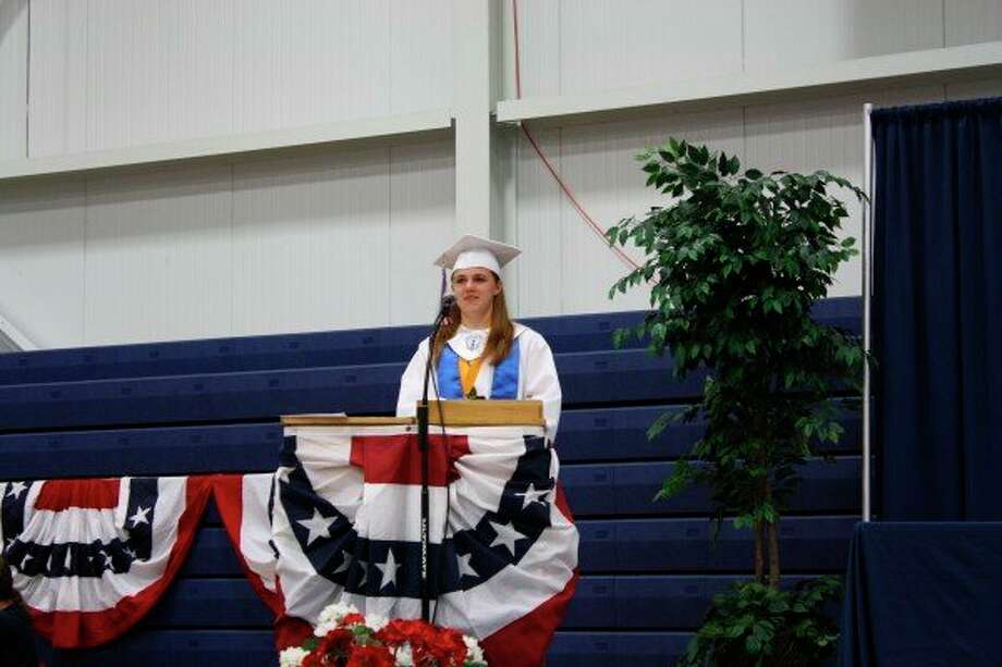 The Crossroads Charter Academy Class of 2020 will still be able to walk across the stage and receive their diplomas. The rescheduled event, which was originally scheduled for July, will now take place Sept. 27. (Pioneer file photo)