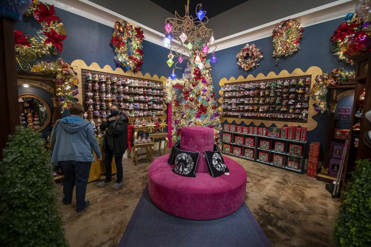 Miss Cayce?•s Wonderland opened Thursday, Sept. 10, 2020 for the holiday season at 1012 Andrews Hwy. Jacy Lewis/Reporter-Telegram