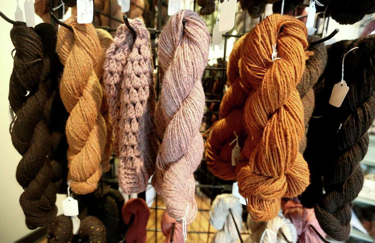 The crafters of Stitch Time for Knitters & Crocheters on Zoom invite all to meet up with them on Monday, Sept. 21, from 1 to 2 p.m.