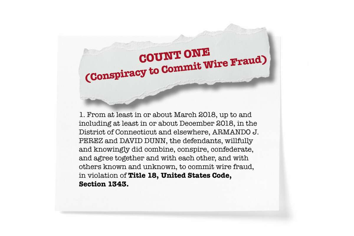 Count one: Conspiracy to commit wire fraud