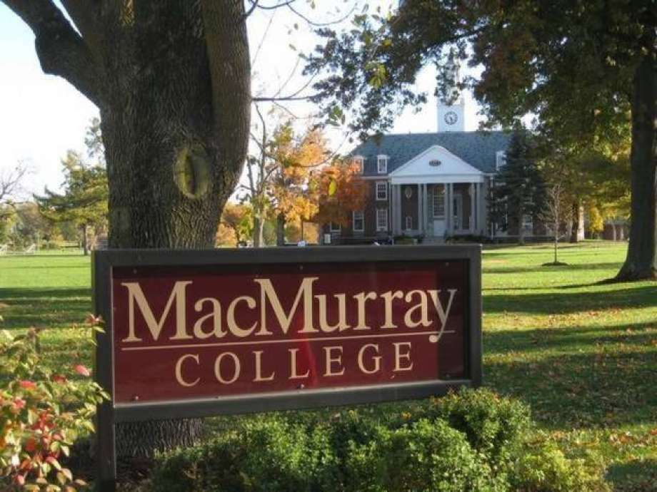 Nearly 600 items from MacMurray College are being auctioned by Spradlin Auction Center. The buildings and property at the school, which closed this spring after 174 years, will be auctioned in November. Photo: Journal-Courier