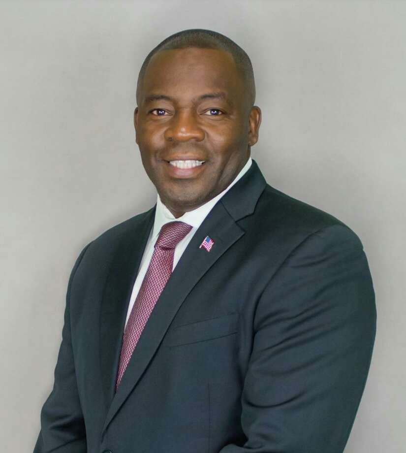 Real estate agent and retired Navy veteran Fred Rogers is running for Position 5 on League City's council. His opponents are Justin Hicks and Wes Chorn. Photo: Courtesy Fred Rogers
