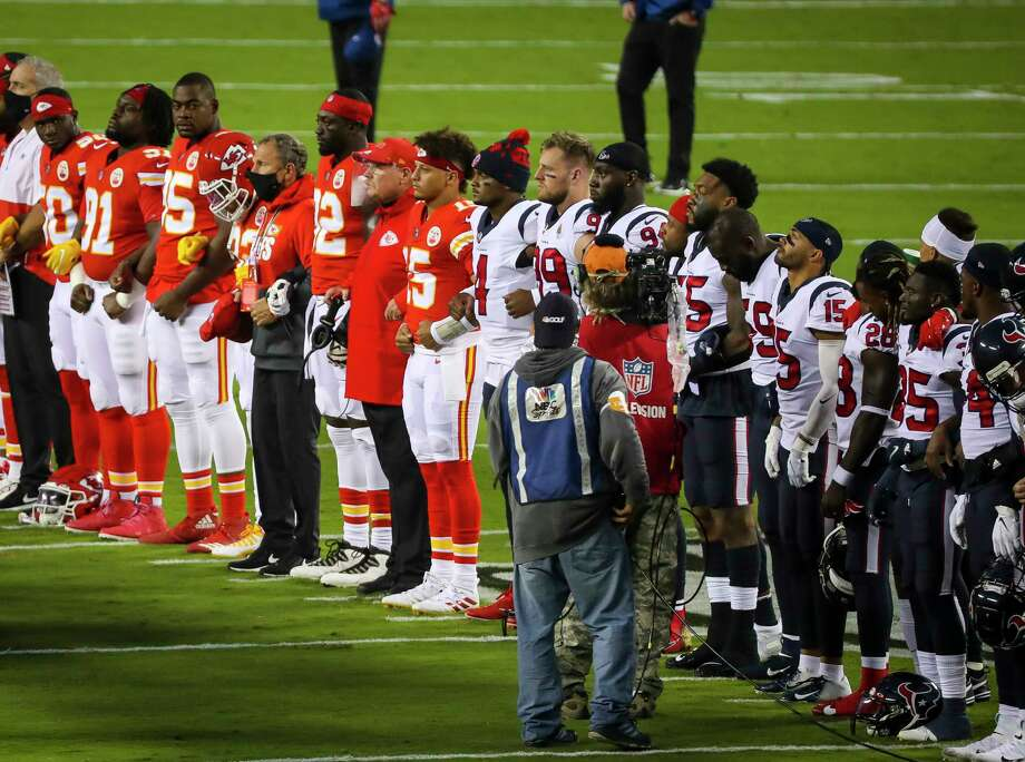PHOTOS: More from the Texans-Chiefs pregame events