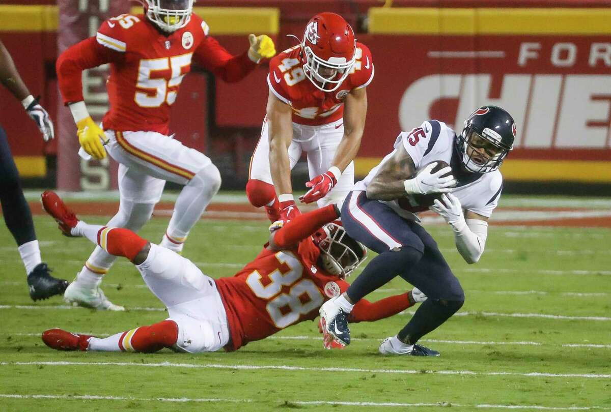 The Texans are optimistic that Will Fuller's hamstring will be ready by Sunday to play against Pittsburgh.