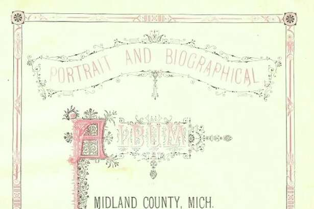 1884 Portrait Biographical Album. (Photo provided)