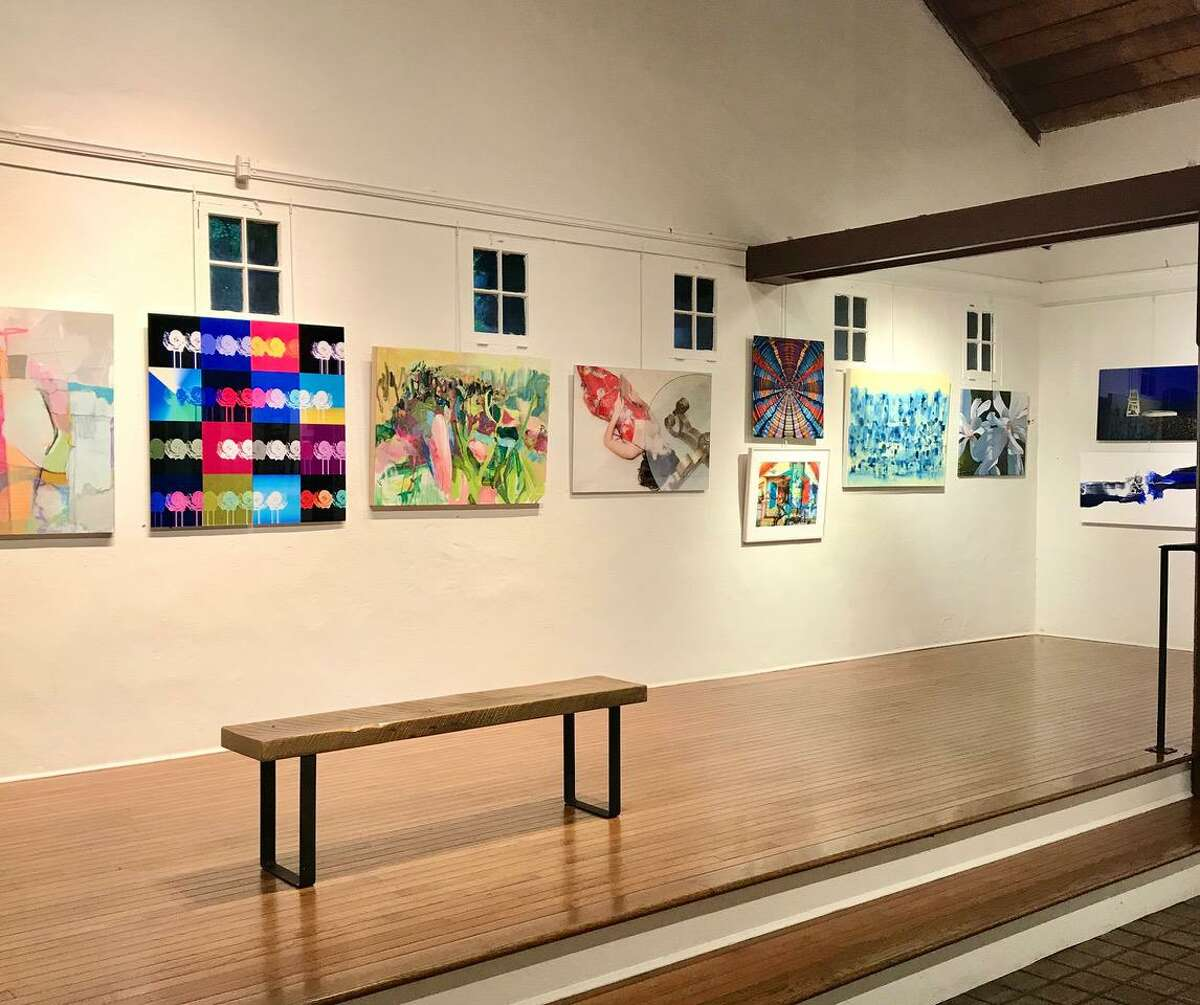On Saturday, Sept. 12, the Carriage Barn Arts Center in Waveny Park is reopening and kicking off the 2020-21 season with their Annual Member Show.