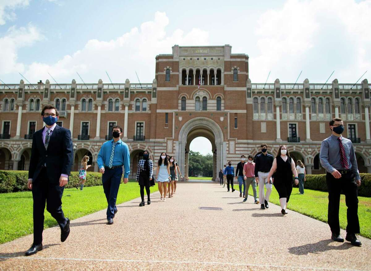 Rice University (Houston) No. 16 in National Universities Tuition and fees: $51,107 Enrollment: 3,989