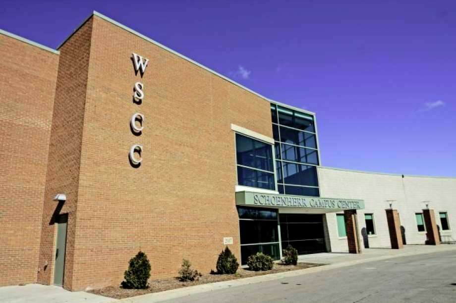 West Shore Community College has reopened the Recreation Center and West Shore Community Ice Arena on the campus in accordance with requirements under a recent governor's office executive order allowing fitness center facilities to reopen. (File photo)