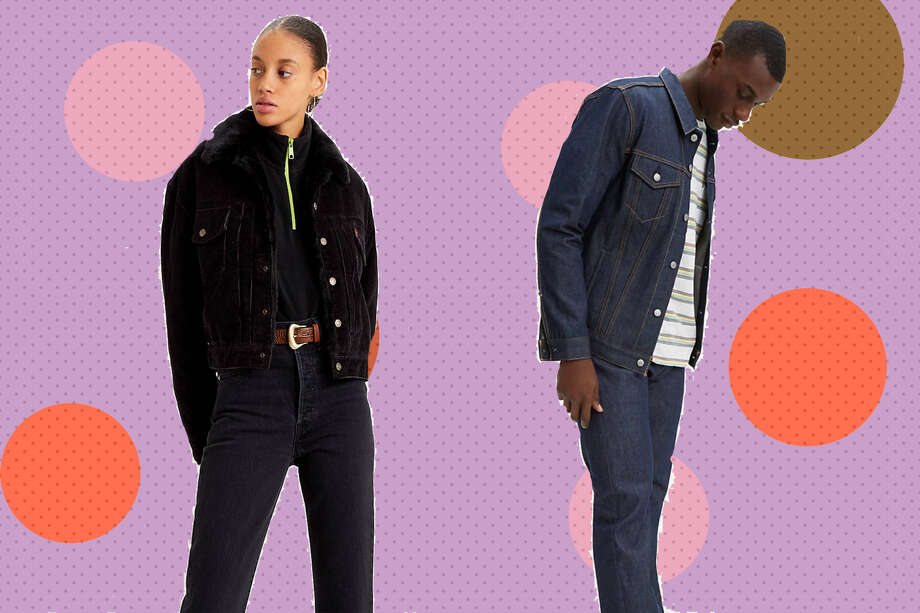 30% off orders of $100 or more, Levi's - Use promo code GOBIG Photo: Levi's/Hearst Newspapers