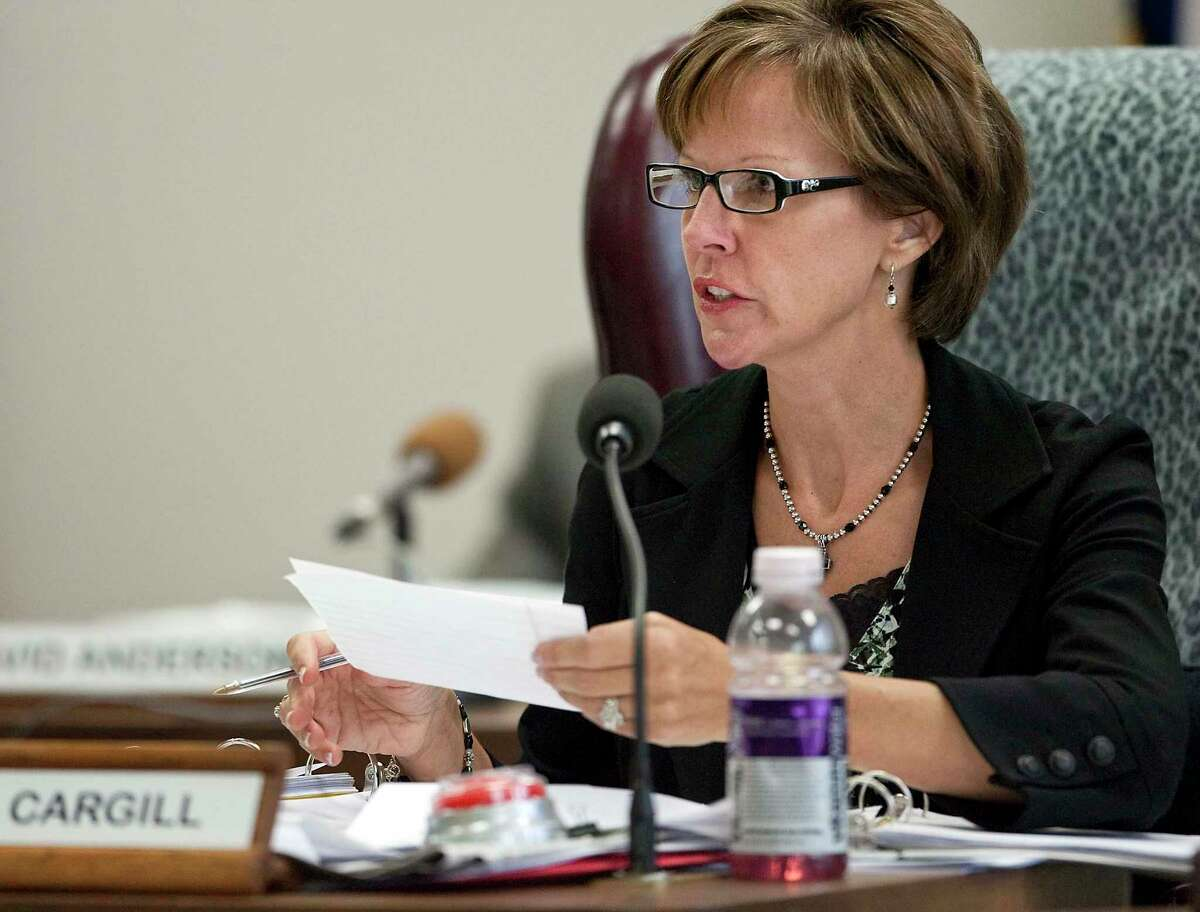 Barbara Cargill, R-Conroe, a member of the State Board of Education, in 2011. The board Friday approved two new charter networks that plan to open schools next year in Southside ISD.