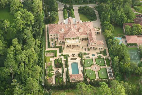 77024: This Memorial home broke a record when it first hit the market at$34 million.