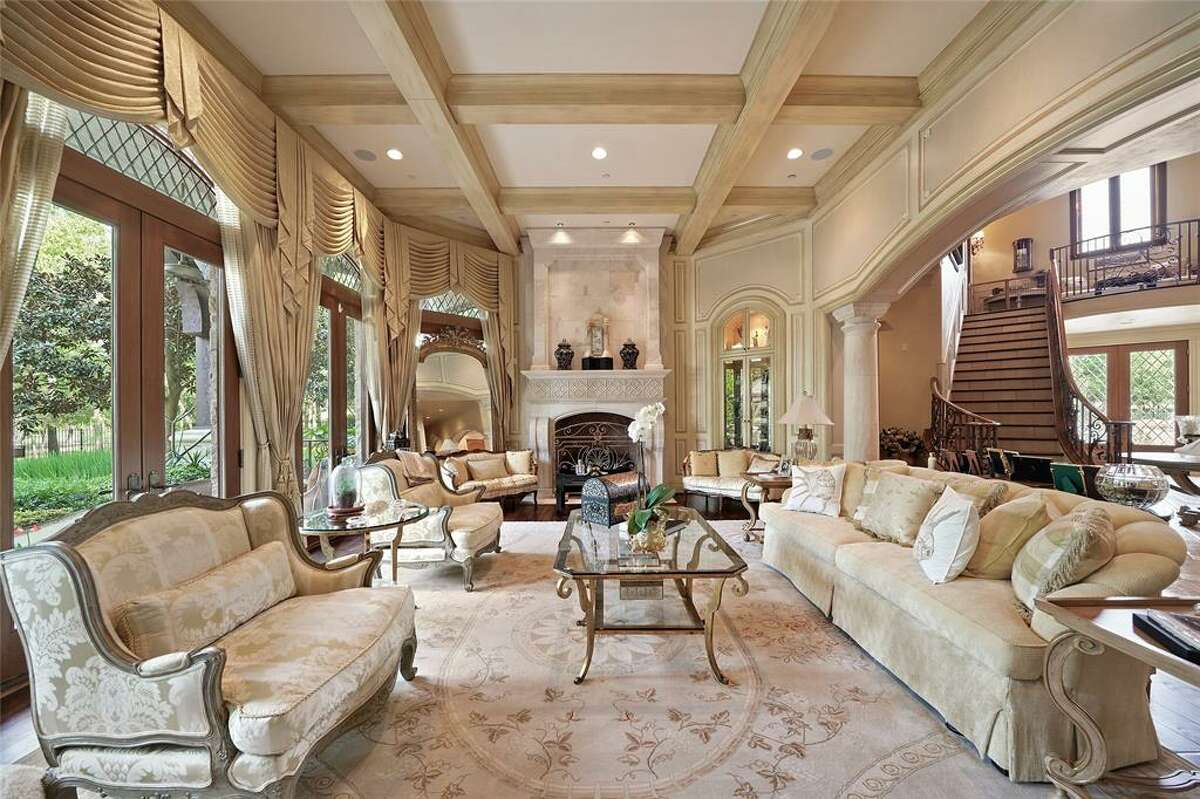 77382: This Woodlands mega-mansion spans more than two acres along the Jack Nicklaus Signature Course.