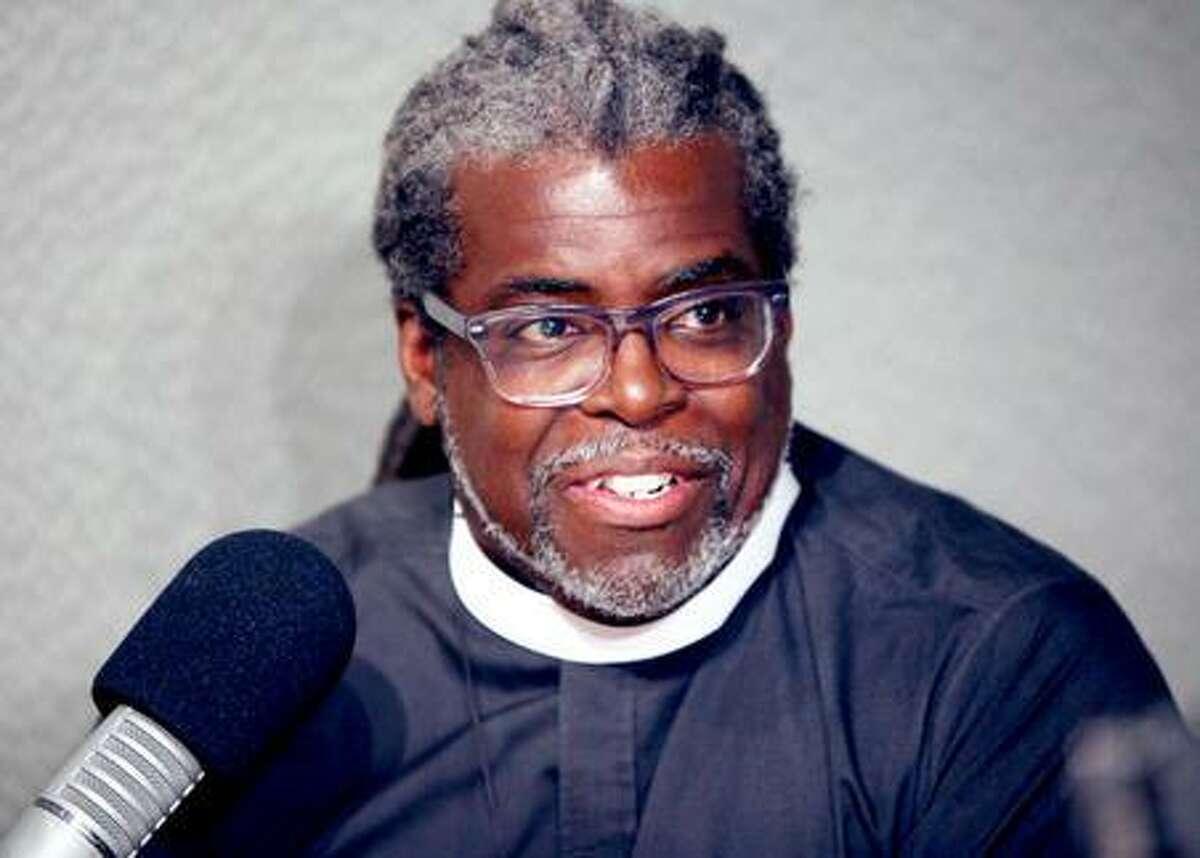 Right Reverend Dr. Bishop Selders, Jr.