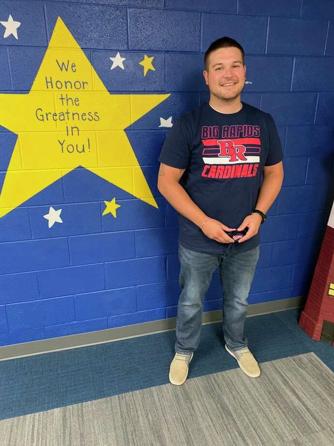 Dan Underhill recently began teaching special education at Brookside Elementary School. Prior to that, he served as the Eagle Village principal in Hersey. (Courtesy photo)