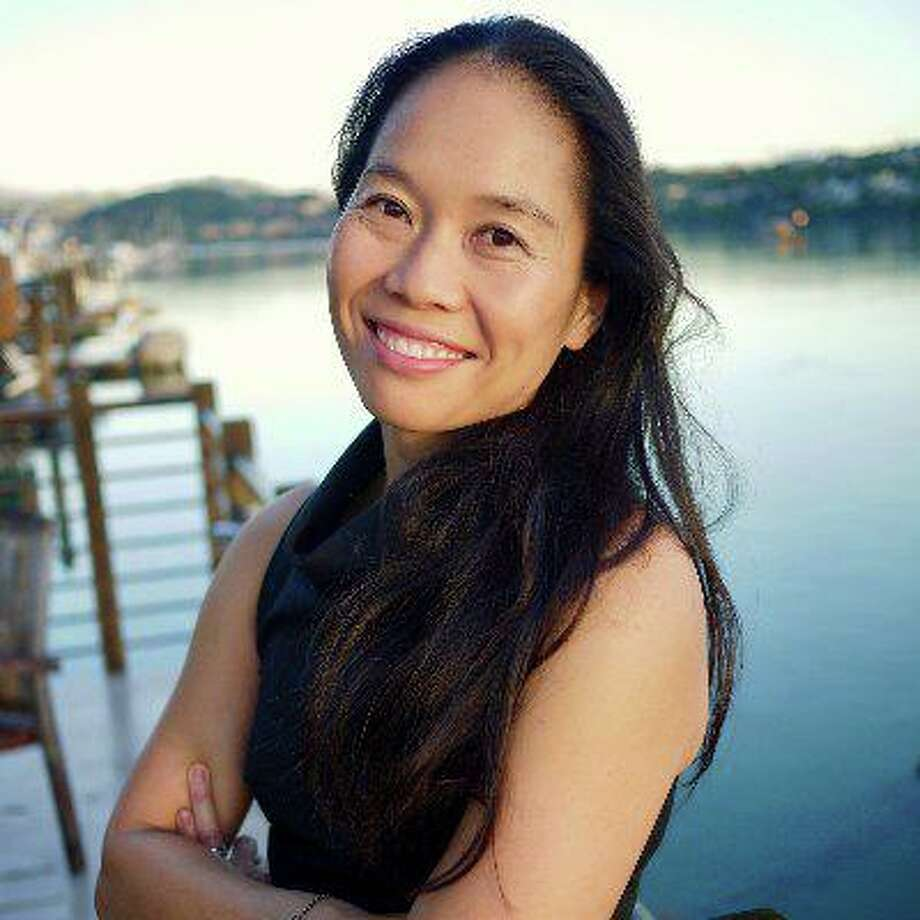 Bonnie Tsui, author of Why We Swim Photo: Contributed / New Canaan Library