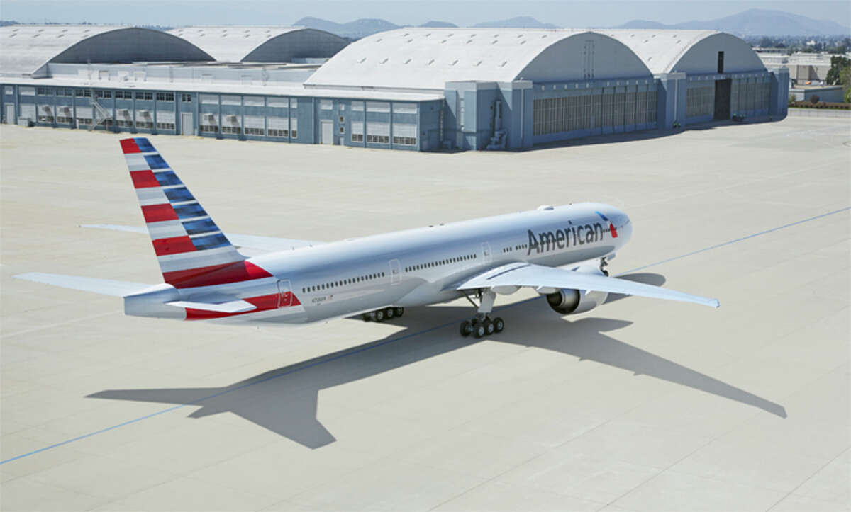 American will use a 777-300ER to resume LAX-Sydney service in November.