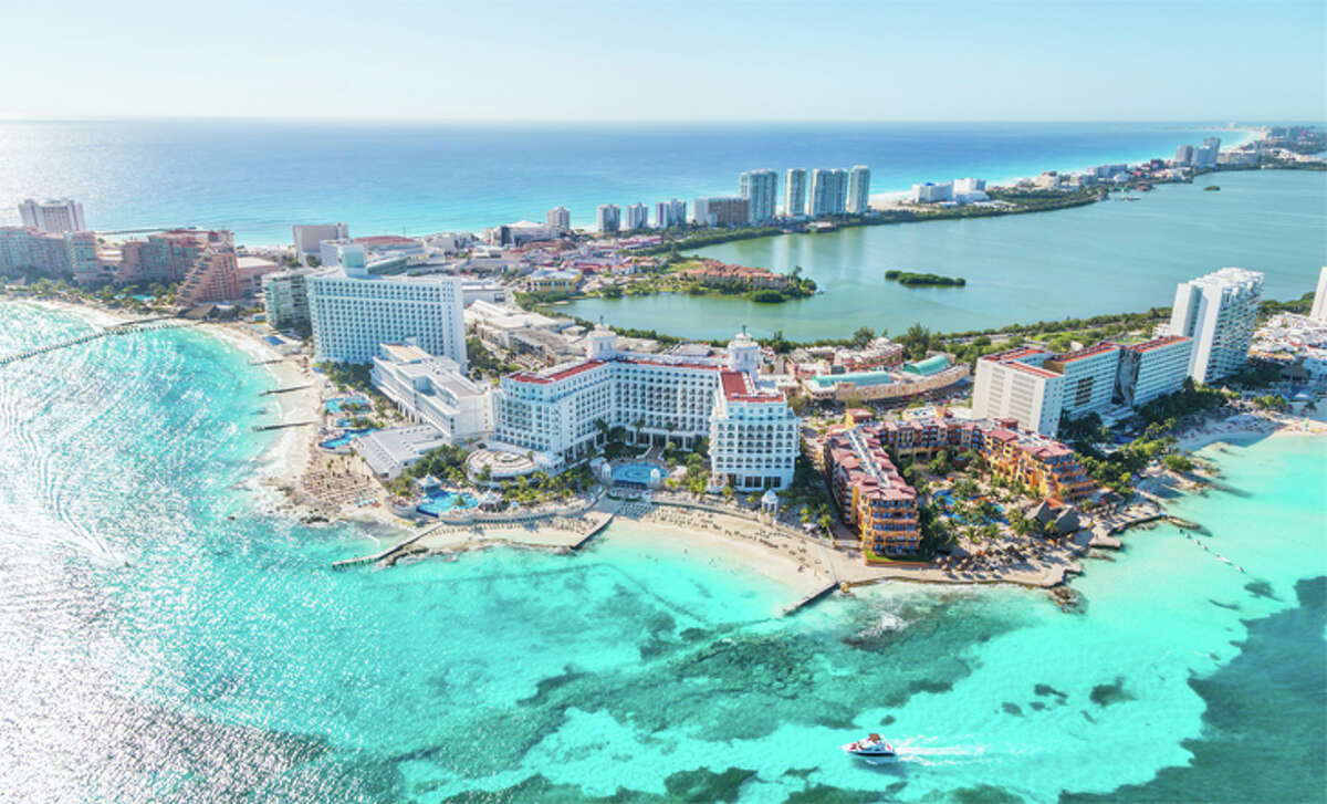 JetBlue will launch new service in November from San Francisco to Mexico's Cancun resort.