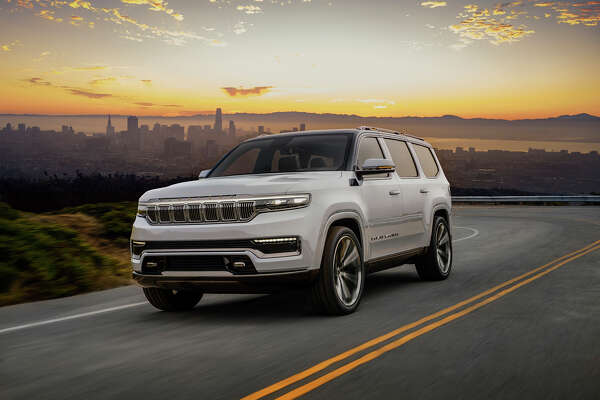 The Grand Wagoneer Concept's debut positions the storied Wagoneer name as a premium extension of the Jeep brand.