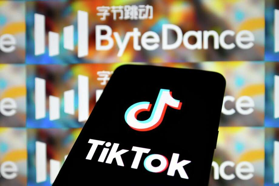 Chinese tech company ByteDance owns short-form video app TikTok. Photo: Getty Images