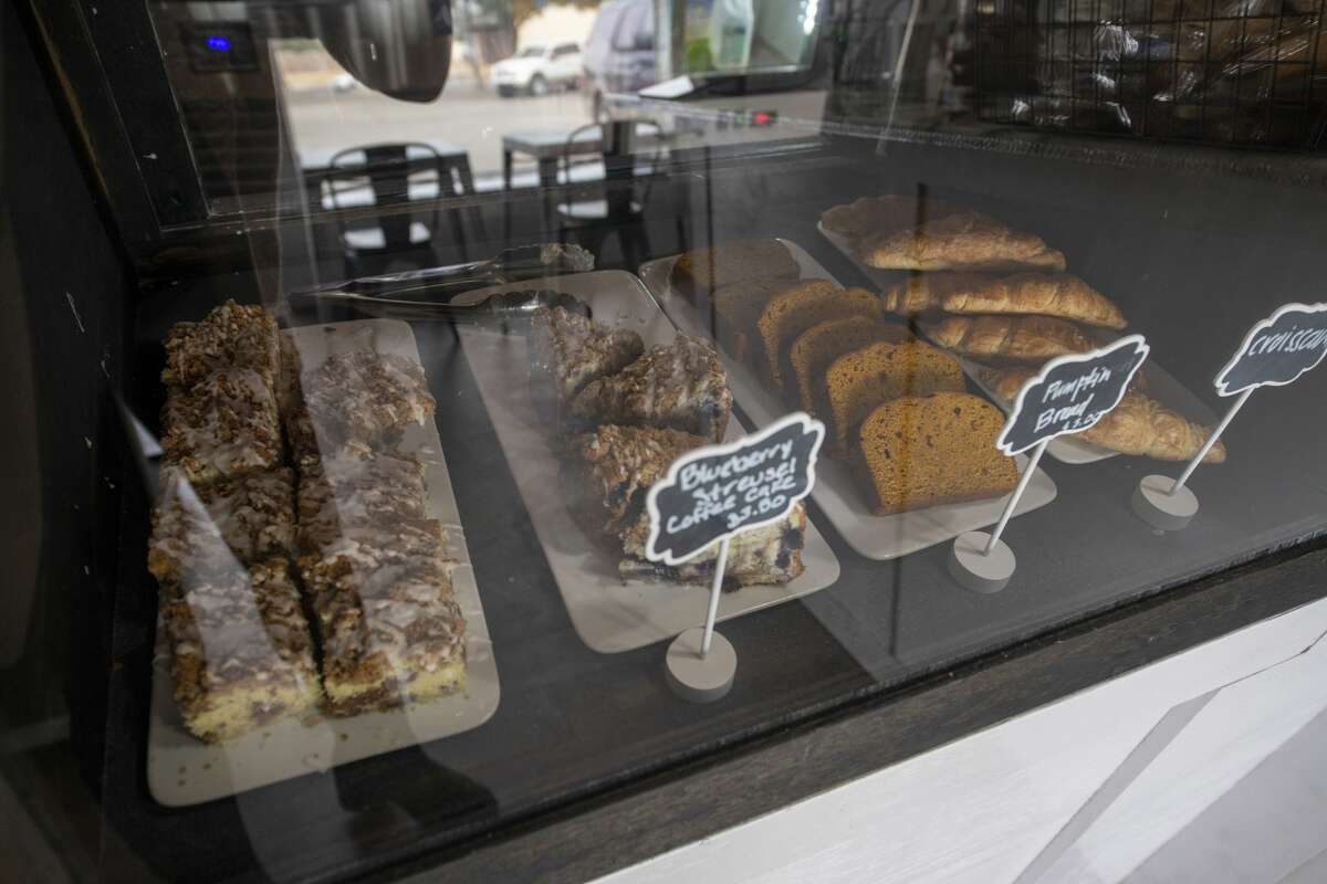 The Golden Whisk treats as seen Friday, Sept. 11, 2020 at 3211 Wadley Drive Suite 5. Jacy Lewis/Reporter-Telegram