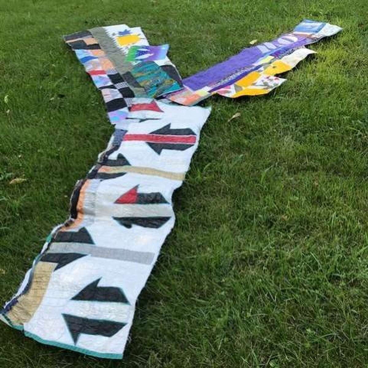 The Riverwork Project will have a temporary public art installation 8 am. to noon Saturday, Sept. 19, at the Mississippi Earthtones Festival. The art will be located on the grassy knoll overlooking the Alton Farmers' and Artisans' Market.