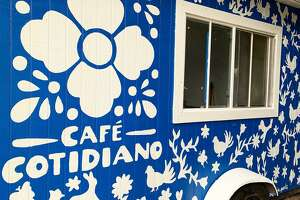 The new coffee and pastry trailer Café Cotidiano will raise money for families seeking asylum in San Antonio.