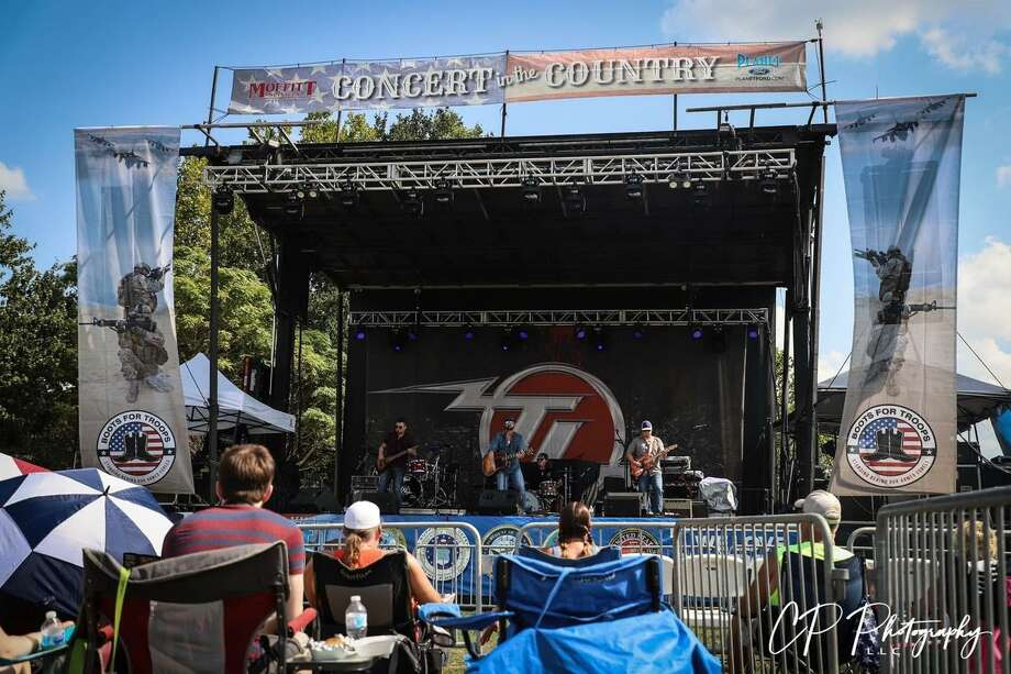The 5th Annual Boots For Troops Concert in the Country will be held on Oct. 17 in Magnolia. Photo: Submitted Photo / Submitted Photo