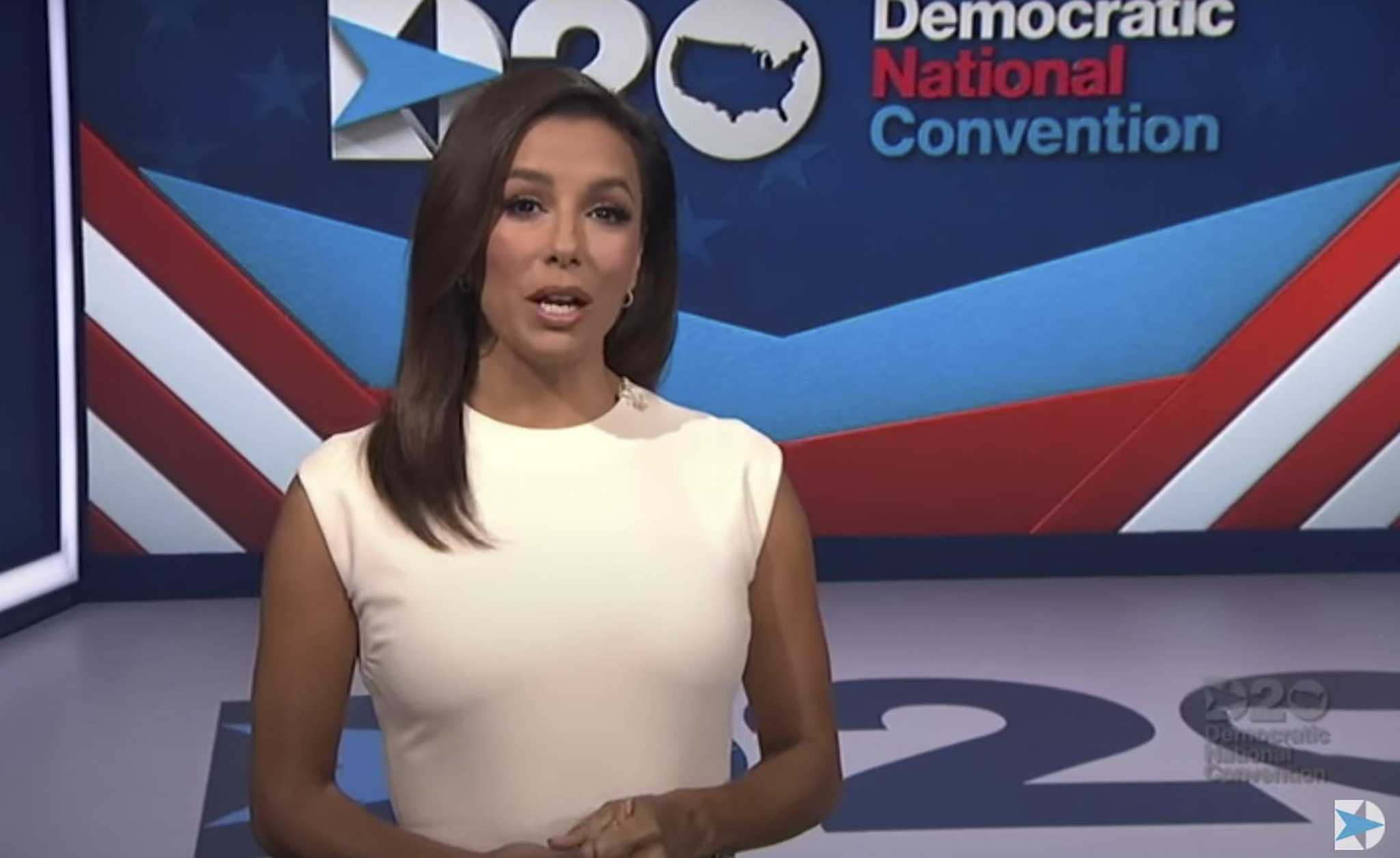 Register to vote and you could get a call from Eva Longoria