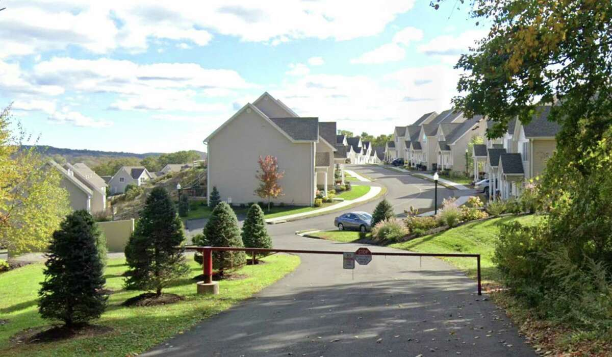 The Woods at Dunham Pond, a 55+ residential complex in New Fairfield, Conn., that has some affordable units.