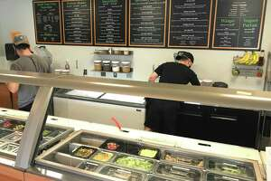 Fresh Greens & Proteins is one of the new eateries participating in the 10th Restaurant Week in Hamden.