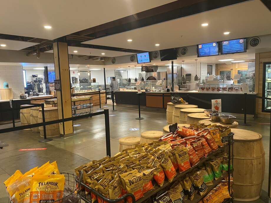 Degnan's Kitchen was empty at lunch time on Thursday, Sept. 10. Photo: Ashley Harrell