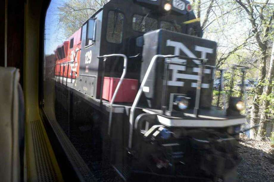 Effective Sunday, Sept. 13, 2020, Metro-North is improving weekday northbound schedules on the Harlem Line after the completion of a significant infrastructure improvement at Scarsdale, N.Y. where Metro-North crews replaced track switches and made third rail installations. Photo: File Photo