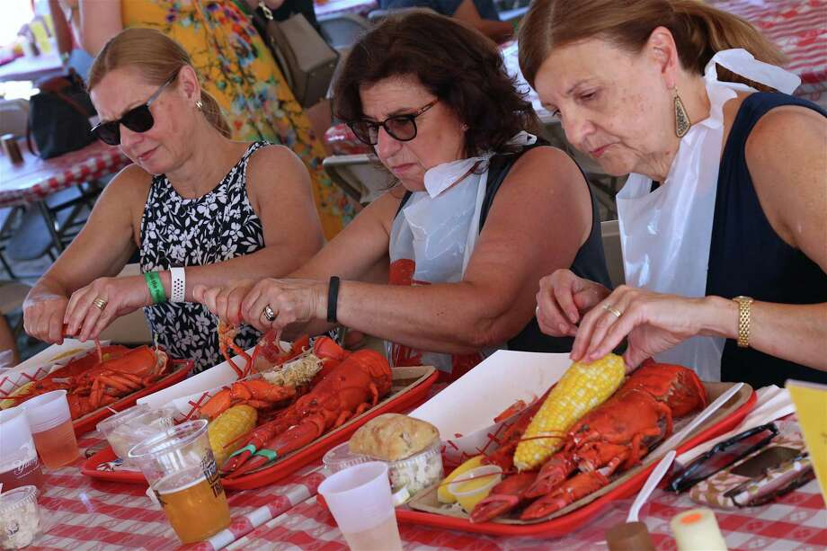 The Greenwich Newcomers Club Lobsterfest! takes place this Sunday, Sept. 13, from 3 to 8 p.m. at the Clambake area at Tod's Point Park in Old Greenwich. Photo: File / Jarret Liotta / Hearst Connecticut Media / ©Jarret Liotta