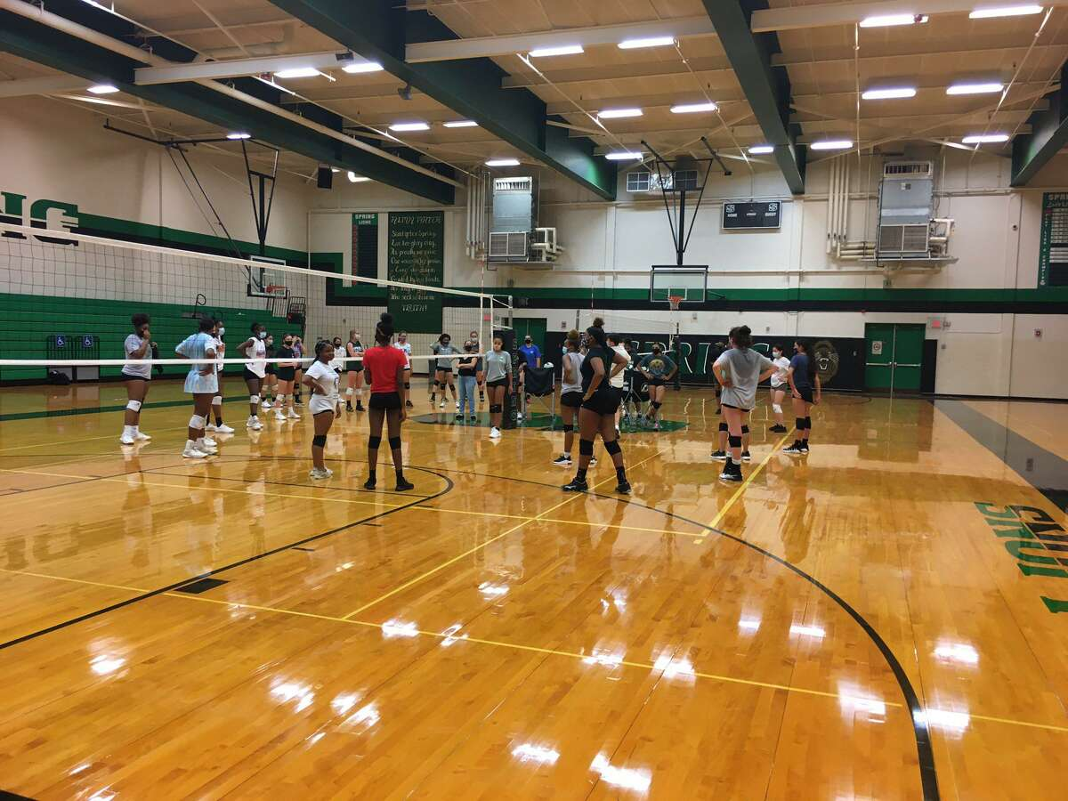 Spring Independent School District allowed Spring High School athletes to restart summer strength and conditioning camp and skills training starting Tuesday, Sept. 8, amid the COVID-19 pandemic.