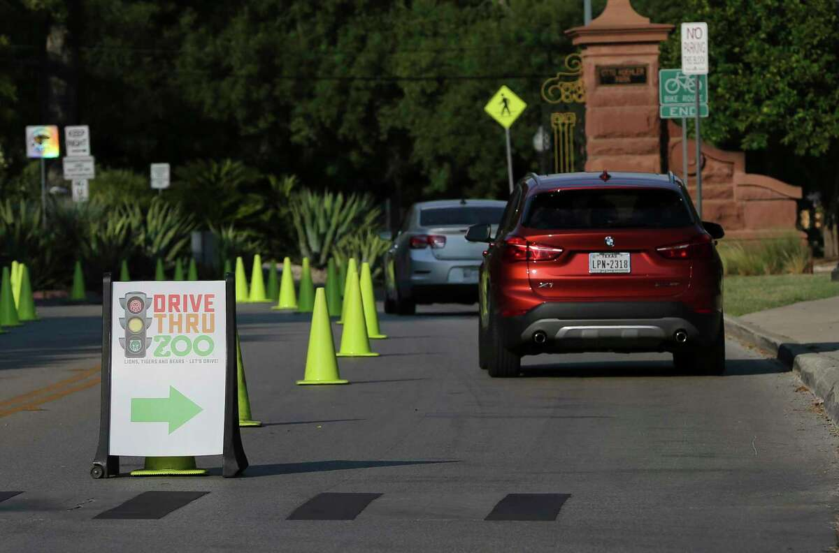 The San Antonio Zoo will continue its drive-thru zoo experience for Halloween with a Drive Thru Zoo Boo every Friday evening through Oct. 30.