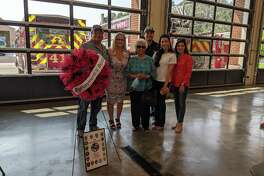 Ray Burciaga, a Richmond Fire Department member for 20-plus years, lost his battle to cancer almost a year ago. His family was on hand for a celebration of his life on Friday, Sept. 11. Family members on hand include Al Burciaga; Deanna Burciaga; Mary Burciaga; Caroline Burciaga; Raymond Burciaga; and Judy Burciaga.