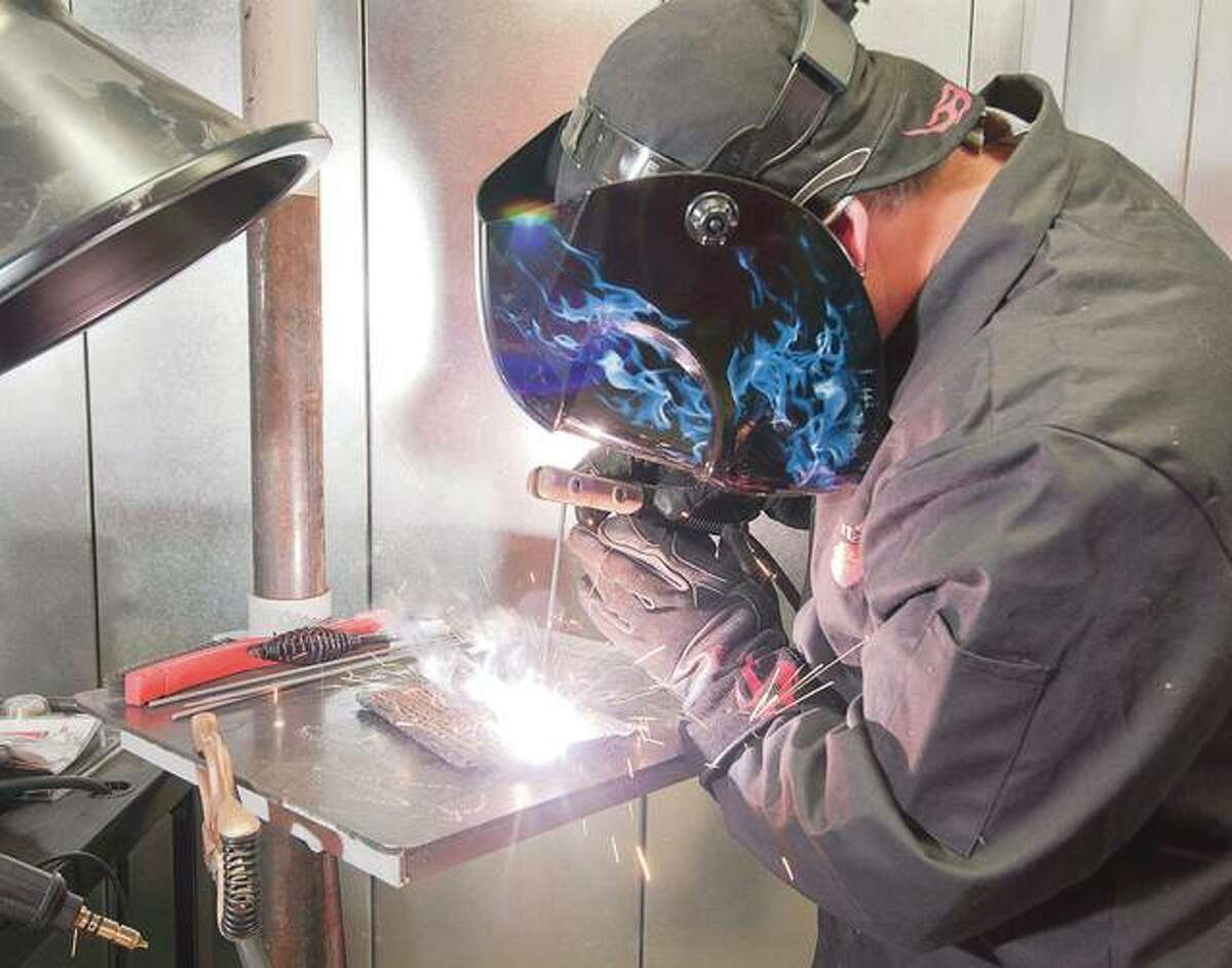 North Greene High School students now can earn multiple welding certificates and an associate of applied science in welding degree.