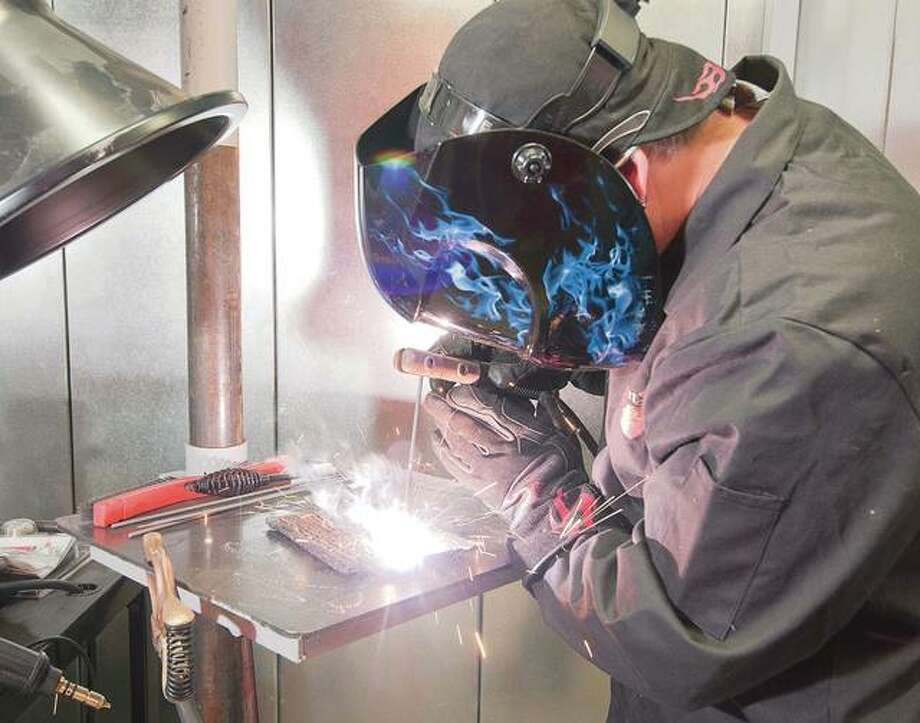 North Greene High School students now can earn multiple welding certificates and an associate of applied science in welding degree. Photo: Photo Provided