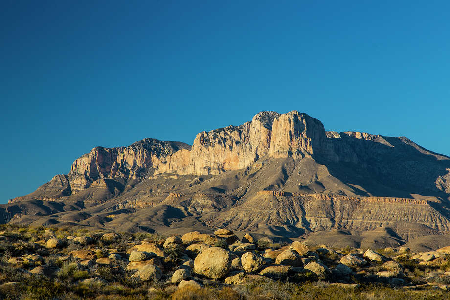 The West Texas Geological Society's annual Fall Symposium is going virtual this year. That includes the annual field trip to the Guadalupe Mountains, where a virtual tour will include maps and discussion of outcrops. Photo: Kathy Adams Clark/Kathy Adams Clark/KAC Production / Kathy Adams Clark/KAC Productions