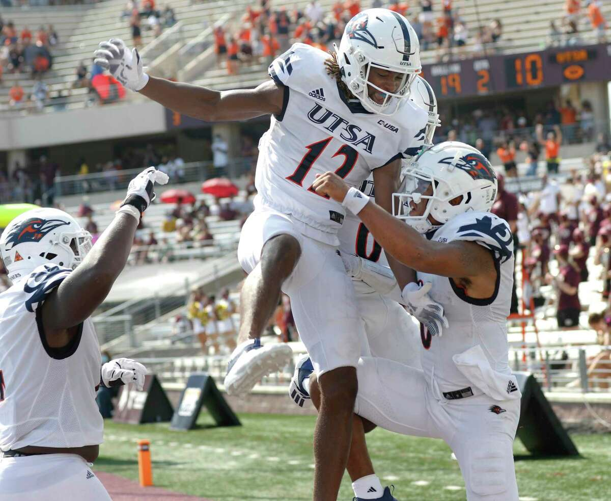 UTSA beat Texas State last week, but the Roadrunners 'melted and wilted' down the stretch, coach Jeff Traylor said.