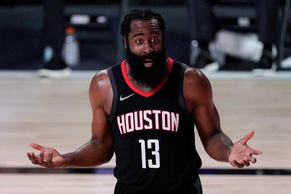 The Rockets and James Harden haven't had the answers in the postseason.