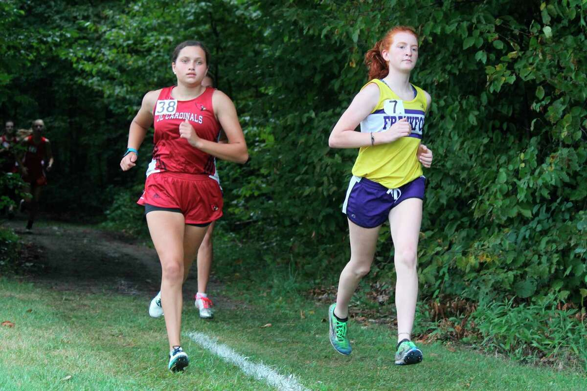 Taylor Myers earned Frankfort's top individual finish at Buckley. (File photo)