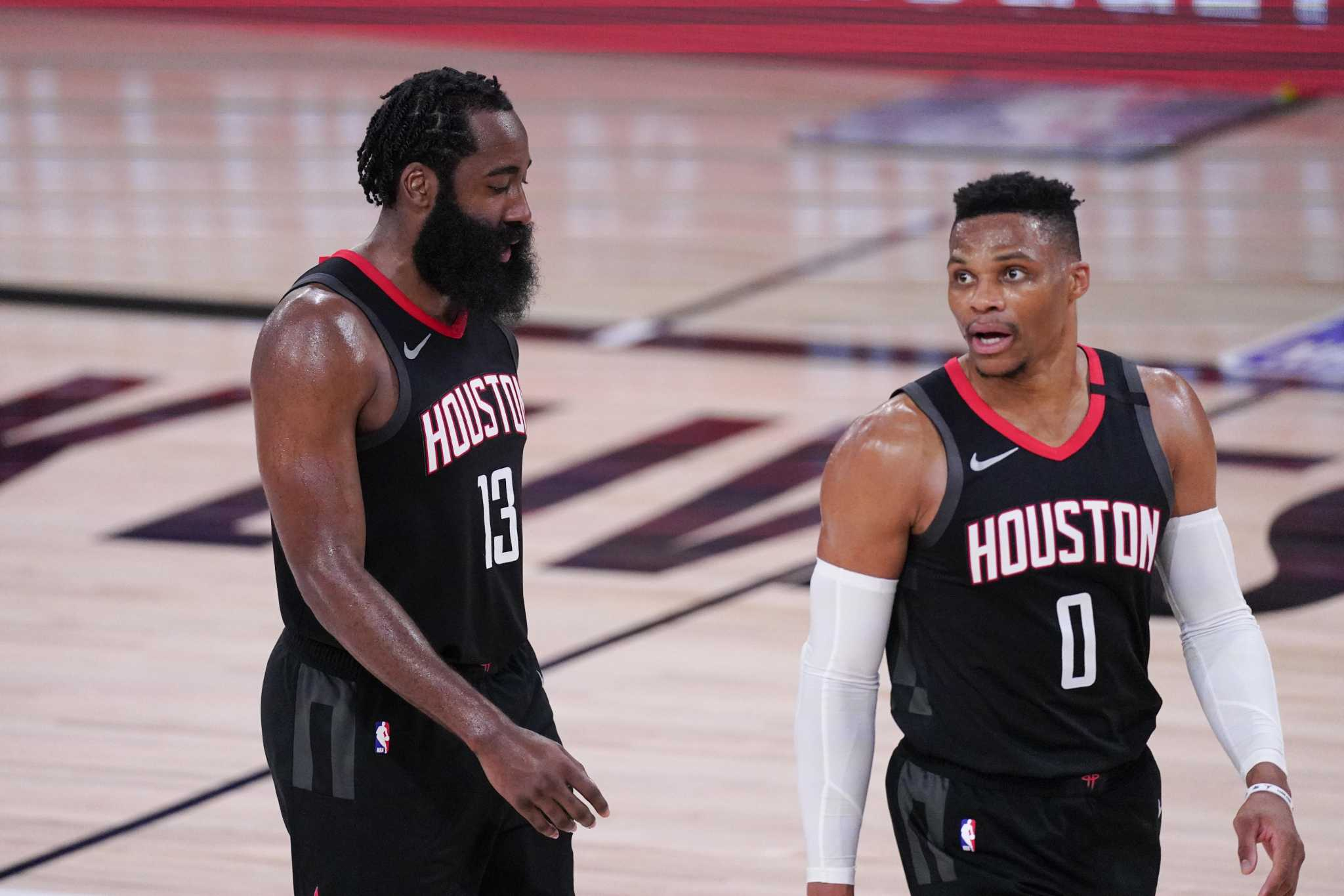 NBA's goal is for 82 games next season but may start in 2021 - HoustonChronicle.com