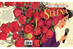 'Queen of Tejano Music: Selena' by Silvia Lopez with illustrations by Paola Escobar