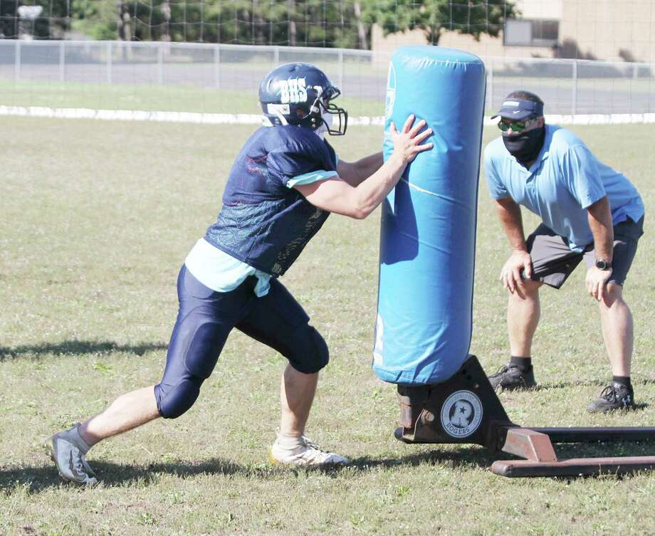 The shortened fall football season is set to begin this week for Manistee County programs. Teams across the state will play a six-game regular season and all will qualify for the playoffs this year. (News Advocate file photos)