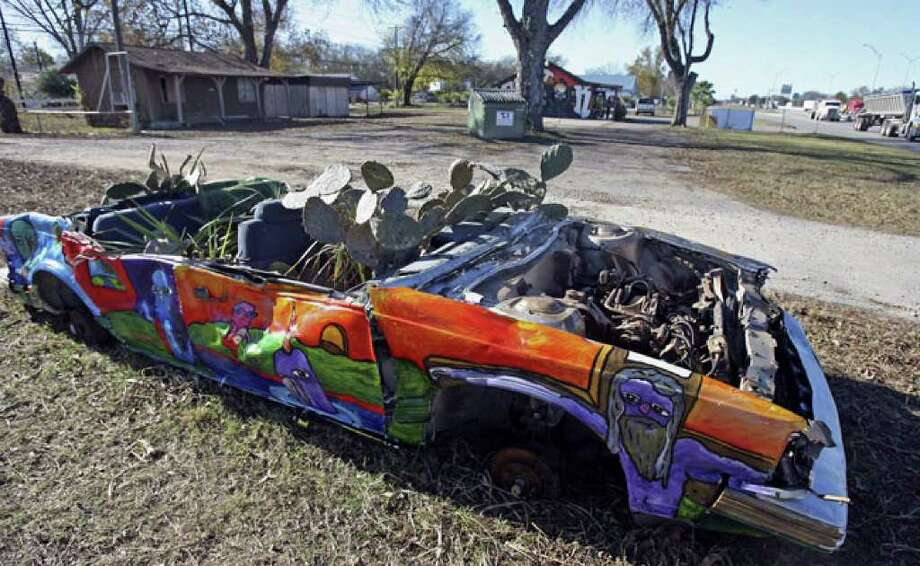 Planet K ?junked vehicle\' battle to reach Supreme Court - San ...