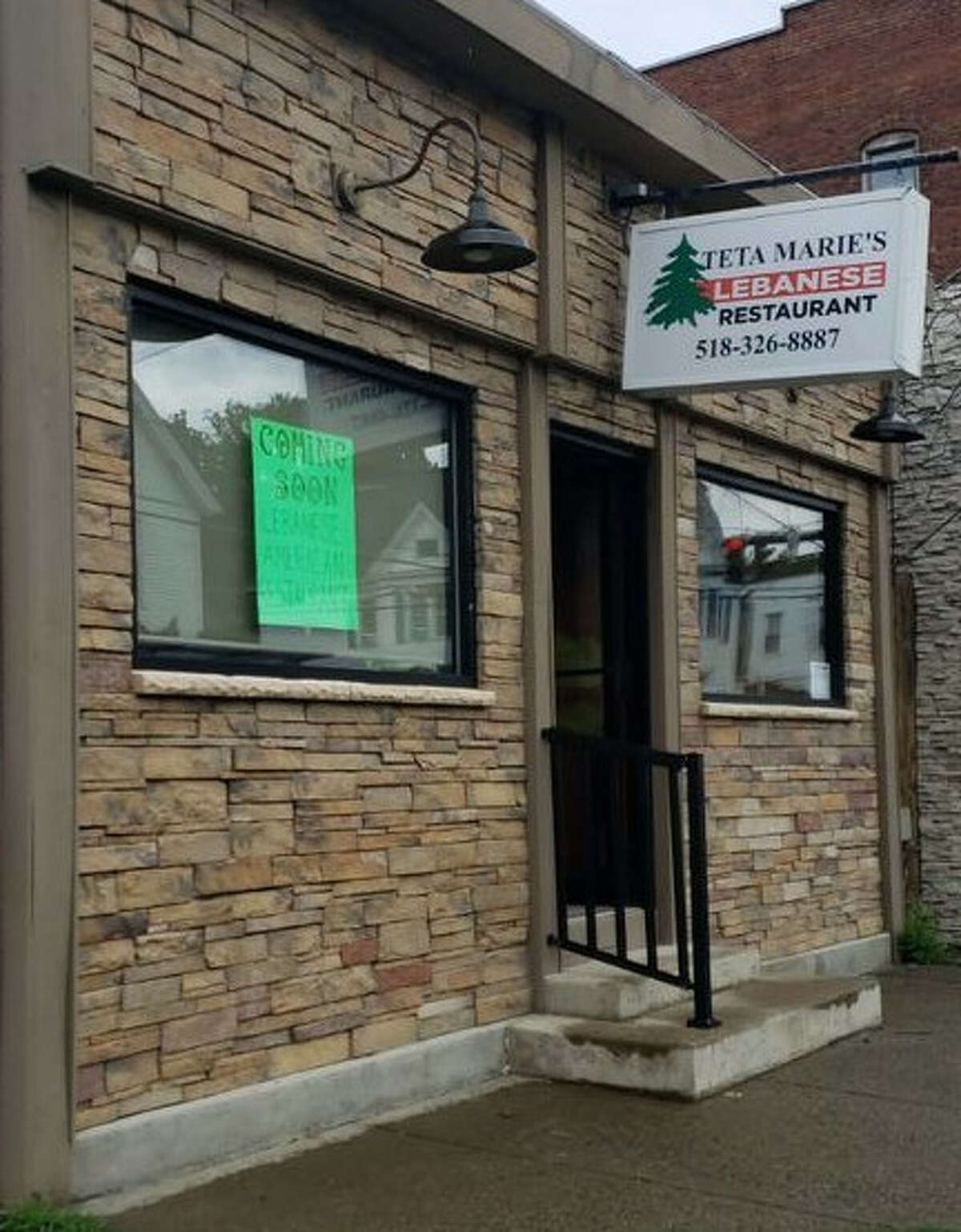 Teta Marie's, a new restaurant featuring Lebanese cuisine, opens with a ribbon-cutting ceremony at 2 p.m. Monday, September 14, followed by a free buffet open to the public from 2 to 4 p.m.