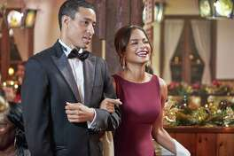 9) Memories of Christmas: Let this movie be a warning to be wary about mixing business with pleasure. Noelle (played by Christina Milian) returns home to sort out her late mother's home. To fulfill her mother's wish, she attends the lodge's annual Christmas Charity Gala, where she meets Dave (played by Mark Taylor). But there, she learns that the beloved lodge is being sold and it hits a little too close to home. WATCH NOW